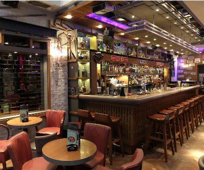 Flip Side Bar