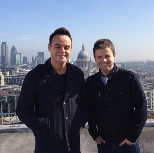Gorgeous boys - Ant and Dec