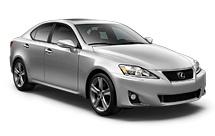 New Lexus Vehicles
