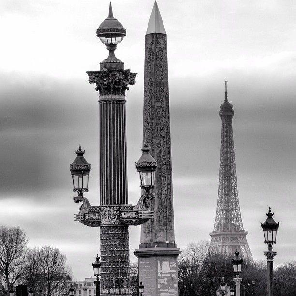 nicoet via Instagram #eiffeltower #latoureiffel #concorde #paris #france http://instagram.com/p/UMdI-bqjgm/?modal=true