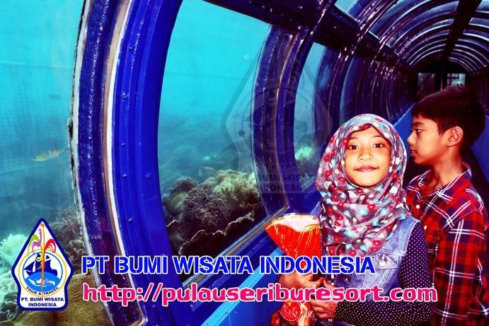 Pulau Putri - Undersea Aquarium. #pulauputri