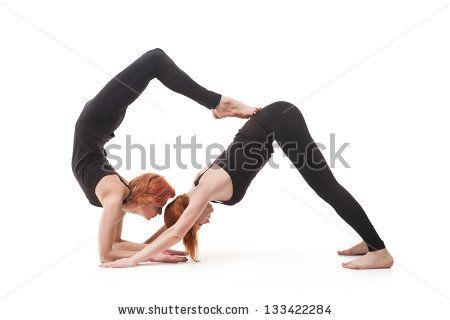 más de 25 ideas increíbles sobre poses gimnásticas en