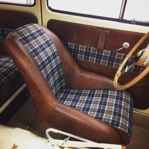 125 Best Tartan Car Interiors Images On Pinterest Car