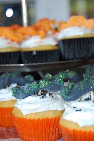 Snor cupcakes were a hit! Thanx Helen Perreira #SnorsforaCause #Ride4Health