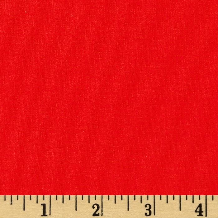 Ponte de Roma Double Knit Red from @fabricdotcom  This ponte de roma double knit fabric has a soft hand, full bodied drape and 25% stretch across the grain and 10% vertical stretch. This knit is perfect for creating skirts, dresses, structured knit apparel, light jackets, heavier tops and more!