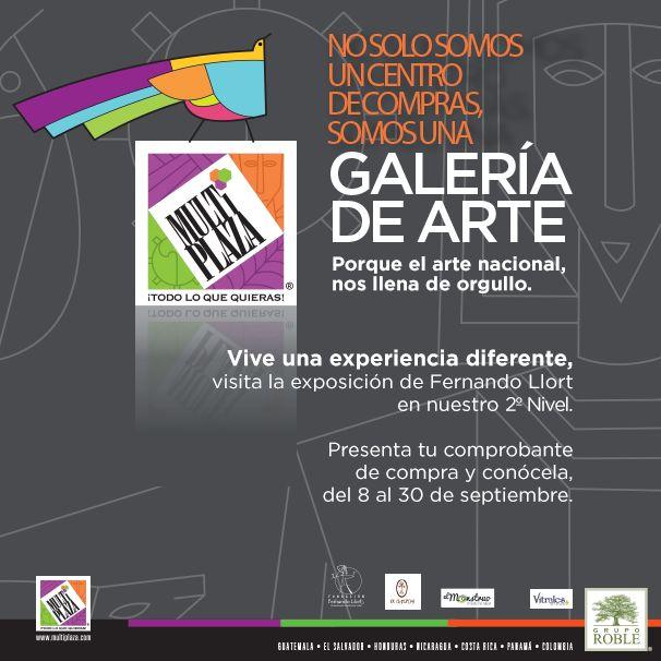 Transmitido desde la inauguración de la galería de arte de Fernando Llort!