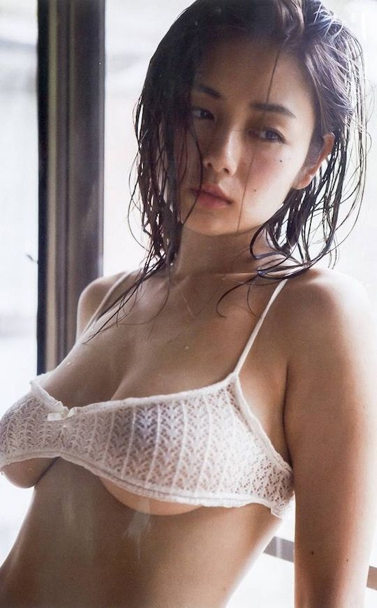 Well understand japanese gravure nude can not