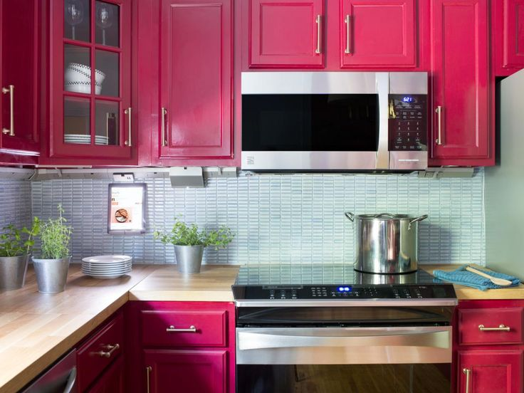 260 Best HGTV Kitchens Images On Pinterest | Kitchen Backsplash, White  Cabinets And Backsplash Ideas
