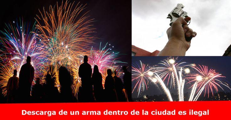 Policía quiere recordar a los ciudadanos a no disparar armas de fuego en el aire este 4 de julio Más detalles>> www.quetalomaha.com/?p=4986