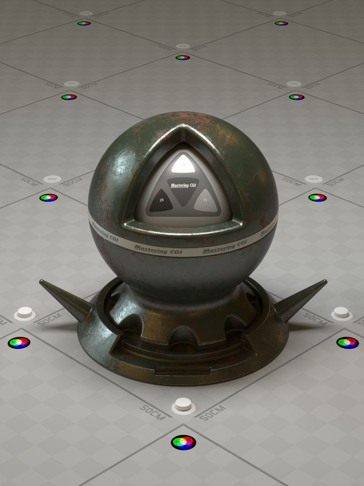 ArtStation - Grant Warwick's green metal shader - Recreation with Maya and Arnold, Ertan San