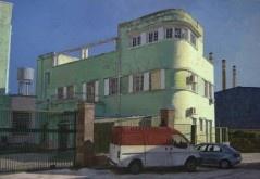 La fábrica de harina de Luis Miguel Villanueva Racero
