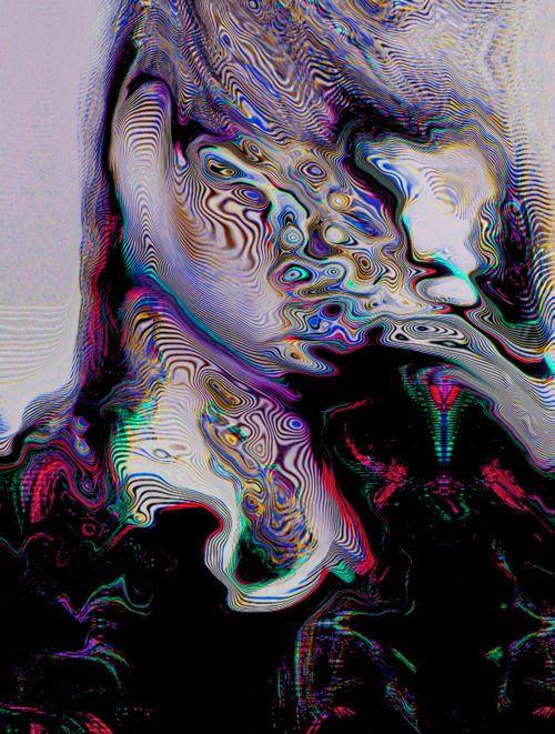 Warped #photograph #art #glitch