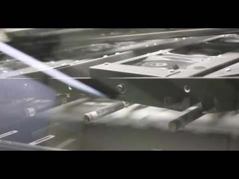 Luzes, máquinas, papel e… ação!
