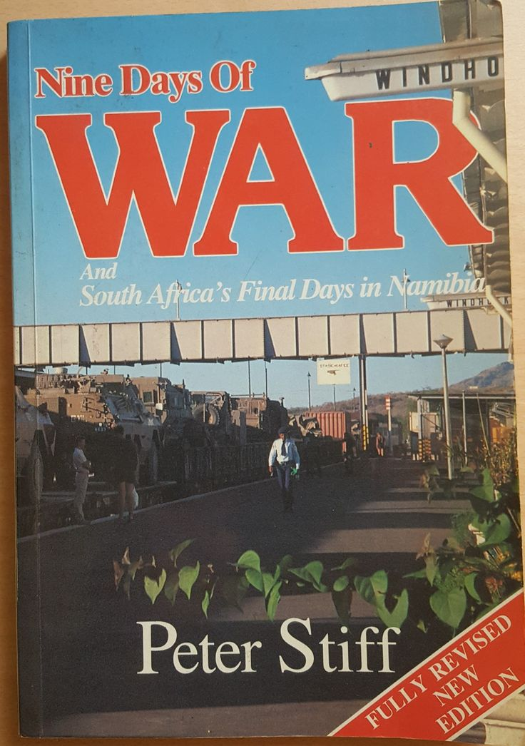 ✔Nine Days of War. Peter Stiff