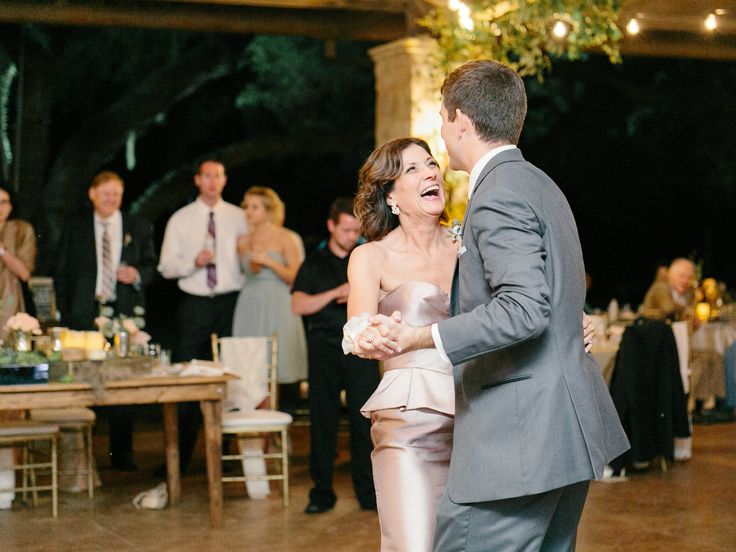Mother-Son Wedding Song Ideas  | Photo by: Mint Photography | TheKnot.com