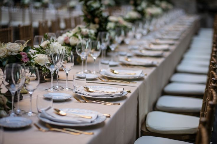 Wedding In Florence  Blush and green colour scheme http://www.alessiabweddings.com/