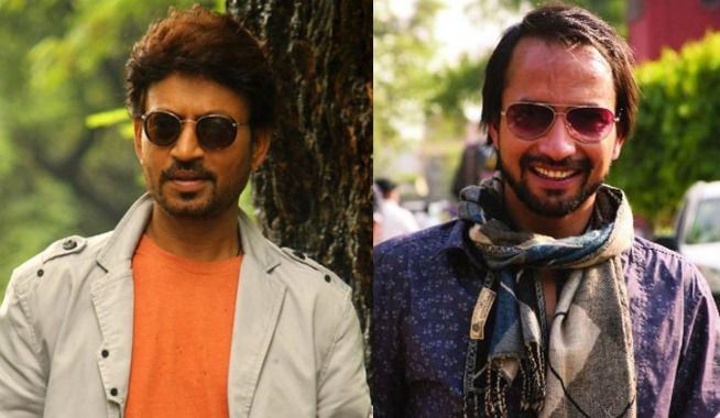 "Irfan Khan And Deepak Dobriyal To Reunite After 12 Years In ""Hindi Medium"""