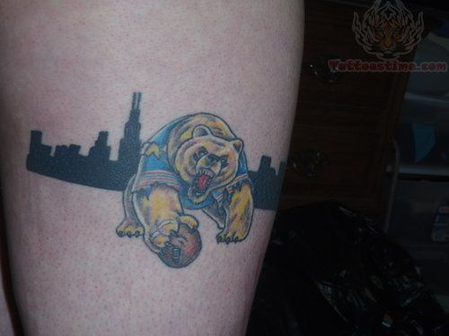 ... com img src http www tattoostime com images 279 chicago bears color