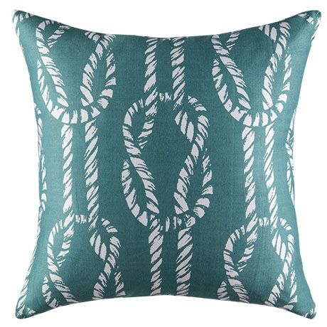 Tied Up Cushion 50x50cm | Freedom Furniture and Homewares
