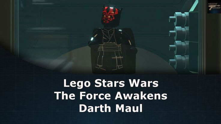Lego Star Wars The Force Awakens Darth Maul Unlock Location