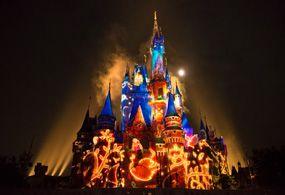 東京ディズニーランド「ワンス・アポン・ア・タイム」 Tokyo Disney Land