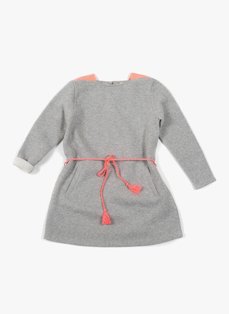 Arsene et Les Pipelettes Honera Lurex Dress - H16F-R08