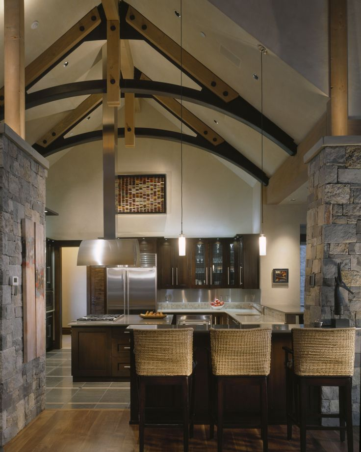 Lake Luxury Kitchens: 70 Best Interiors Images On Pinterest