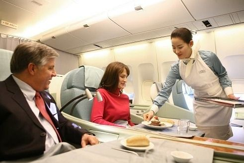 Korean air in action flight attendant cabin crew for Korean air cabin crew requirements