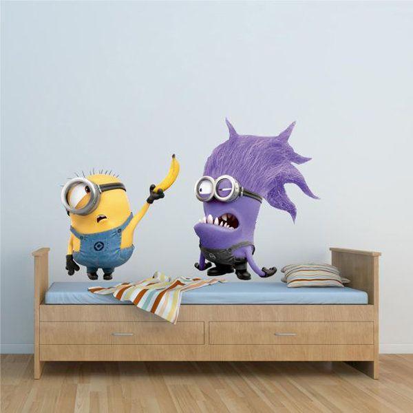 17 Best Ideas About Minion Bedroom On Pinterest