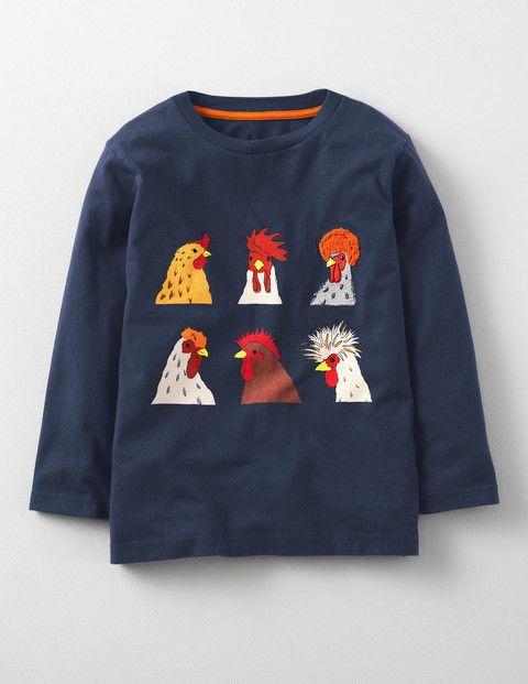 Farm Life T-shirt 21949 Tops & T-shirts at Boden