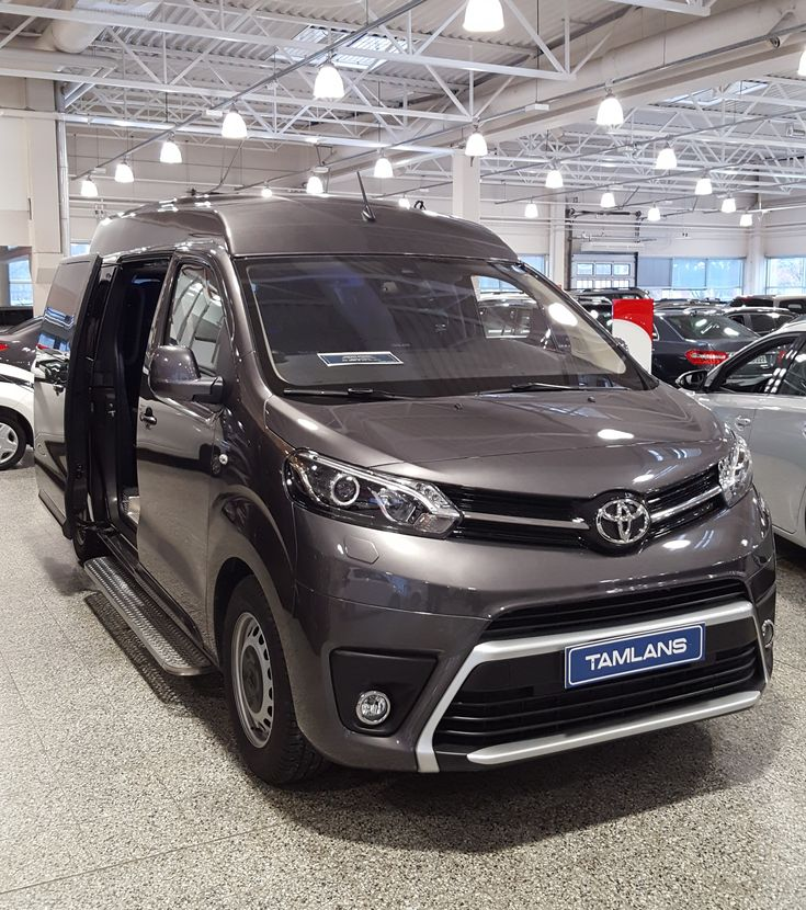 15 best Toyota Proace Tamlans - Disabled Taxi images on Pinterest
