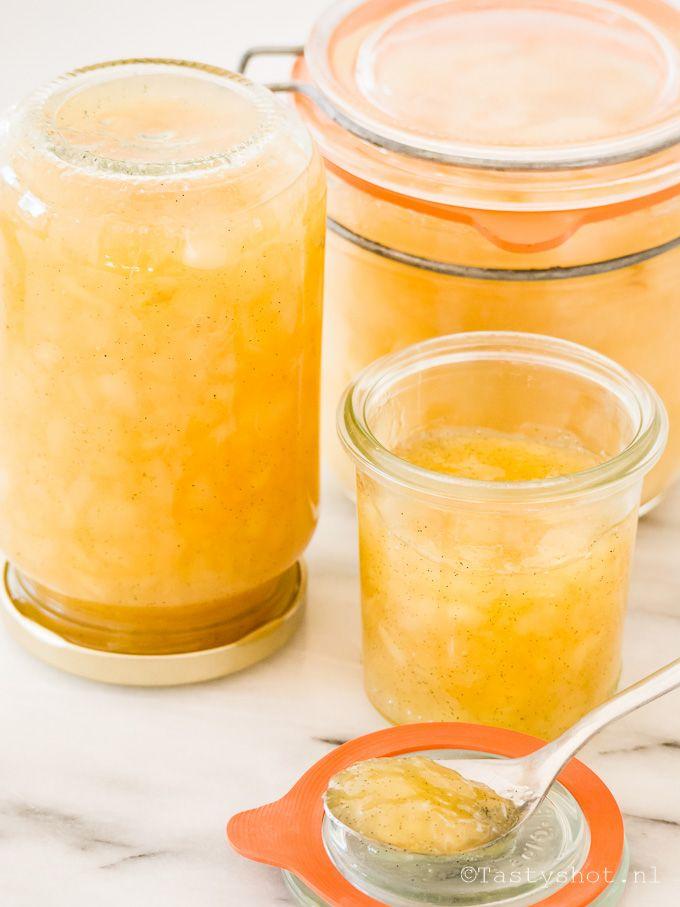 Wat is het verschil tussen jam, marmelade en confituur?... en alles over jam maken. © Gitta for www.tastyshot.nl