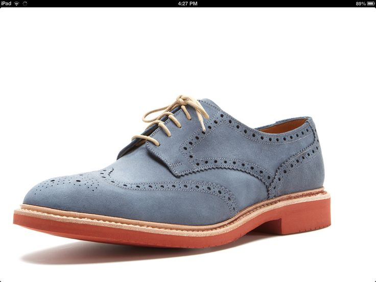 Logan Derby Shoe from Shoes: Sweeney London & More on Gilt