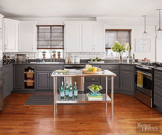 11 best ideas about kitchens on pinterest shelves for Can you replace kitchen cabinets without replacing countertop