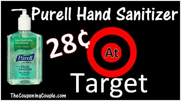 """Grab Your Cheap Purell Target Deal Today!  - http://www.thecouponingcouple.com/grab-your-cheap-purell-target-deal-today/    Today ONLY 28¢ ! Cheap Purell Target Deal! If you haven't heard of Hopster coupons, now is a good time to check them out. These coupons are able to be """"boosted"""" to higher values using points you earn with super easy tasks. Right now there is a $1 coupon for Purell that ..."""