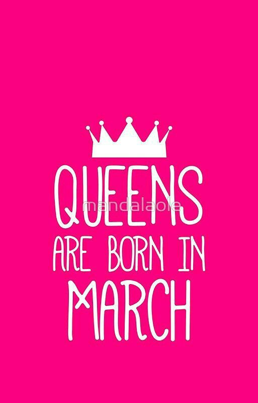 a8cbc5ee8 Pin by Arnes❤ on Birthdays | March born, August born, Born in march quotes