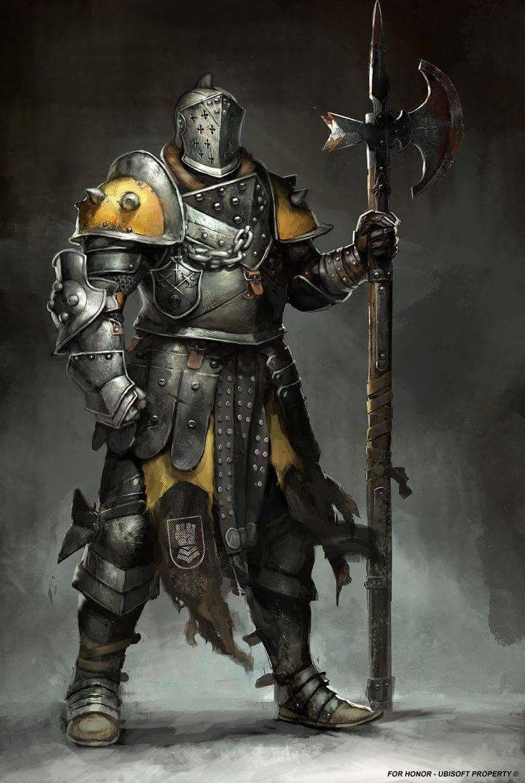 For Honor, the LawBringer