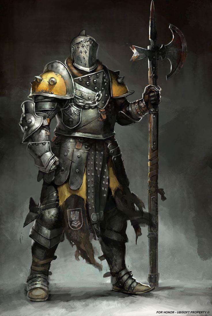 For Honor, the LawBringer