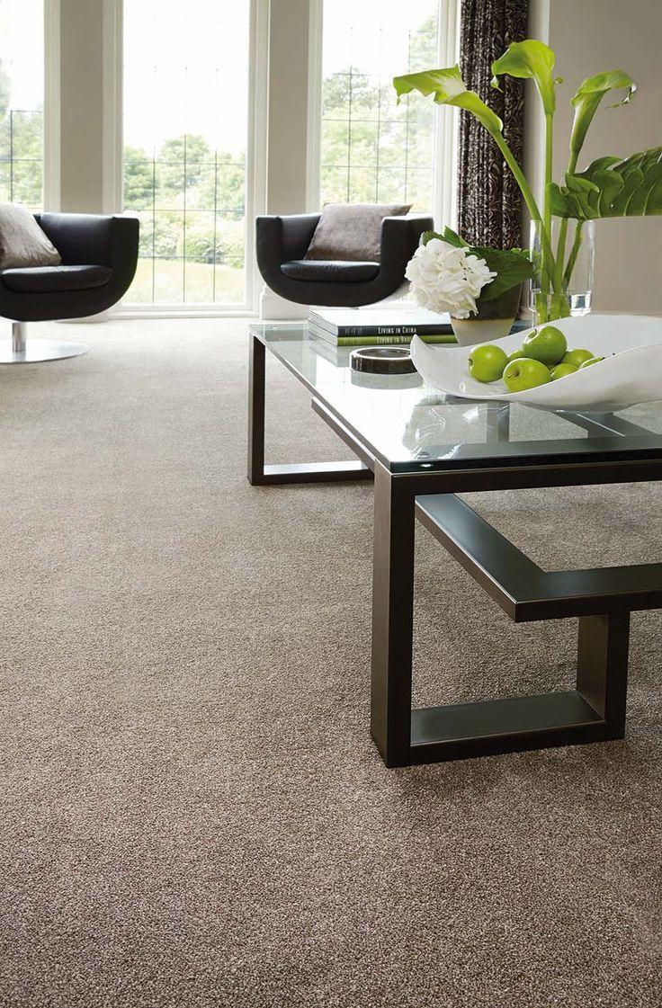 Neutral Coloured Carpet From Michael Johncouk Flooring OptionsStainsHeather