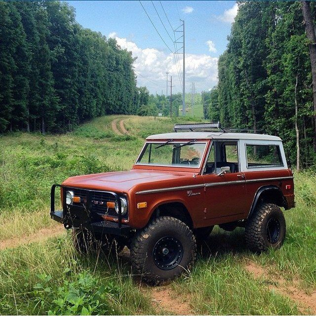 25+ Best Ideas About Early Bronco On Pinterest