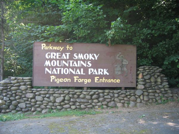Great Smoky Mtns National Park, Pigeon Forge, Tennessee
