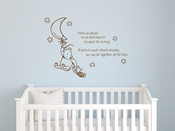 Hey, I found this really awesome Etsy listing at https://www.etsy.com/listing/472301747/classic-winnie-the-pooh-i-think-we-dream