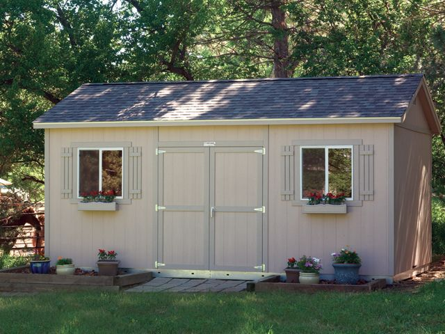 Charming Premier PRO Tall Ranch 10 X 16 By TUFF SHED Storage Buildings U0026 Garages, Via