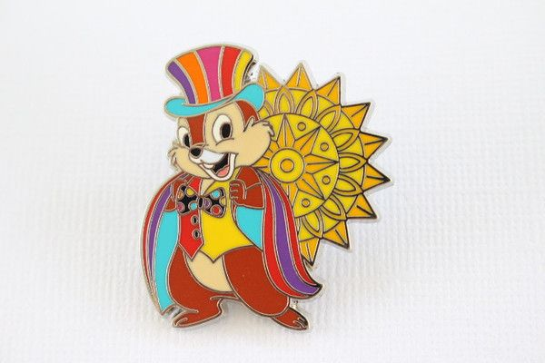 Limited Edition Rare Disney Pins | Chip Festival of Fantasy – Everything Disney Pins