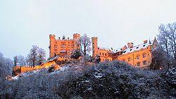 Castello di Hohenschwangau - Wikipedia