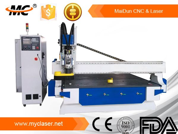2000*4000 auto tool changer types of cnc router woodworking machine
