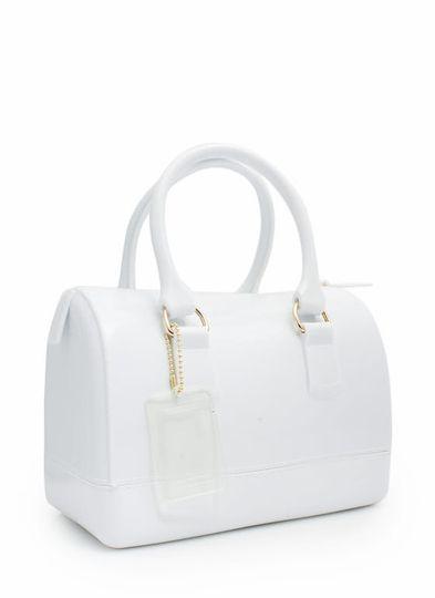 Mini Jelly Bowler Bag