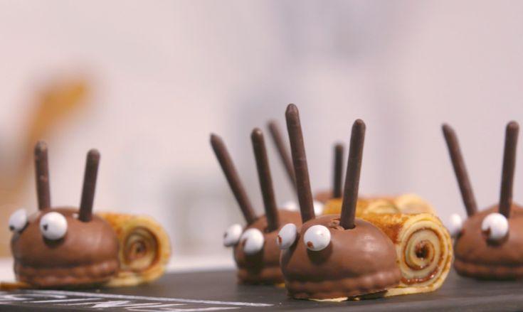 Pannenkoeken slakken