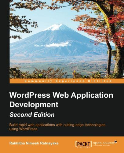 WordPress Web Application Development 2nd Edition Pdf Download e-Book