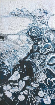 Joshua Yeldham - Blue Bird - Taro Creek